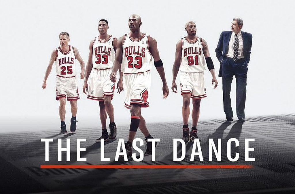 ¿Cómo se grabó 'The last dance', el documental de los Bulls de Michael Jordan