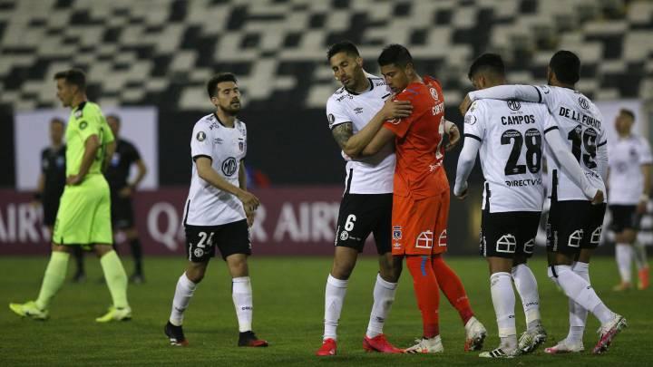 Colo Colo muestra su mejor fútbol en la Libertadores y derrota a Peñarol