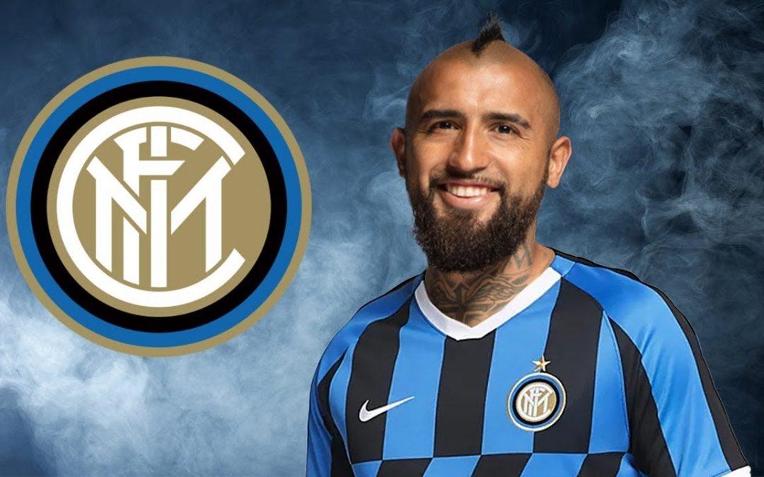 ¡TODO LISTO! Arturo Vidal se convertirá en jugador del Inter de Milán