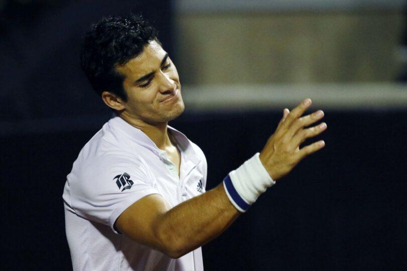 Cristián Garin abandona el top 20 del ranking ATP