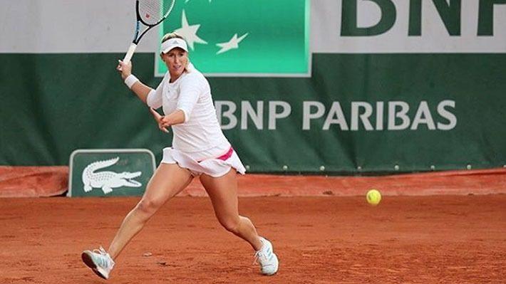 Alexa Guarachi se mete en semifinales de Roland Garros