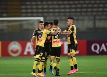 Coquimbo Unido sale victorioso de Perú y clasifica a cuartos de final de la Copa Sudamericana