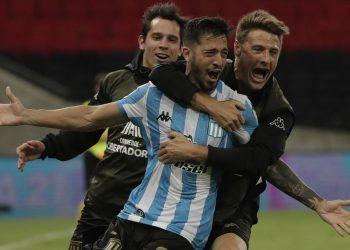 Racing de los chilenos elimina a Flamengo de la Copa Libertadores