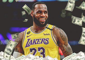 LeBron James se queda por dos temporadas mas en los Lakers