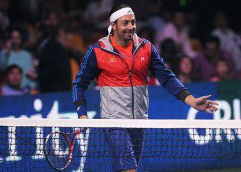 Nicolás Massú es nominado como el mejor entrenador del año en la ATP