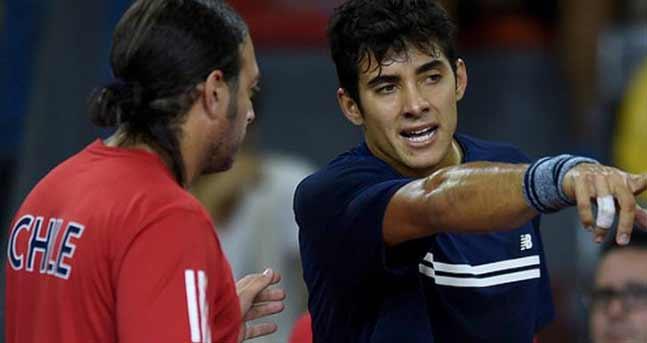 Nicolás Massú tiene definida nómina para la serie de Copa Davis con Suecia