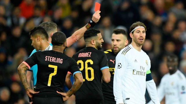 ¿CONCENTRACIÓN? Los grandes señalados en la derrota del Real Madrid contra el City