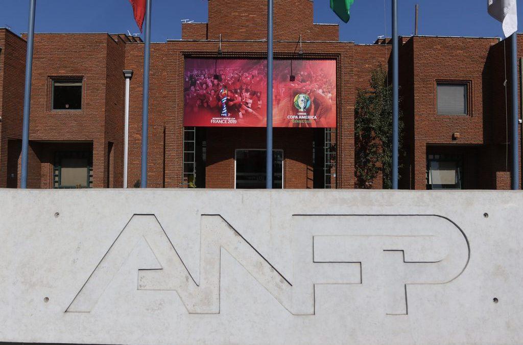 La ANFP fue multada por 2,3 millones de dólares