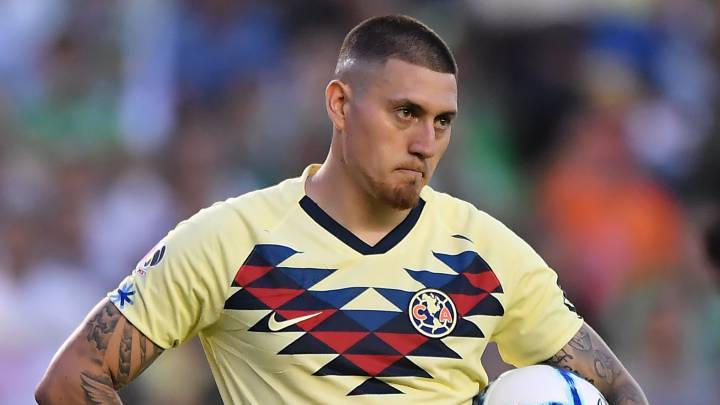 Nicolás Castillo no jugará hasta el 2021