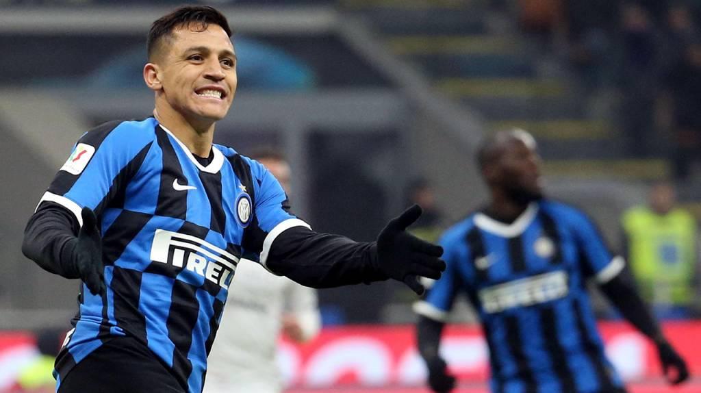 En Italia aseguran que Alexis Sánchez continuará en el Inter por tres temporadas más