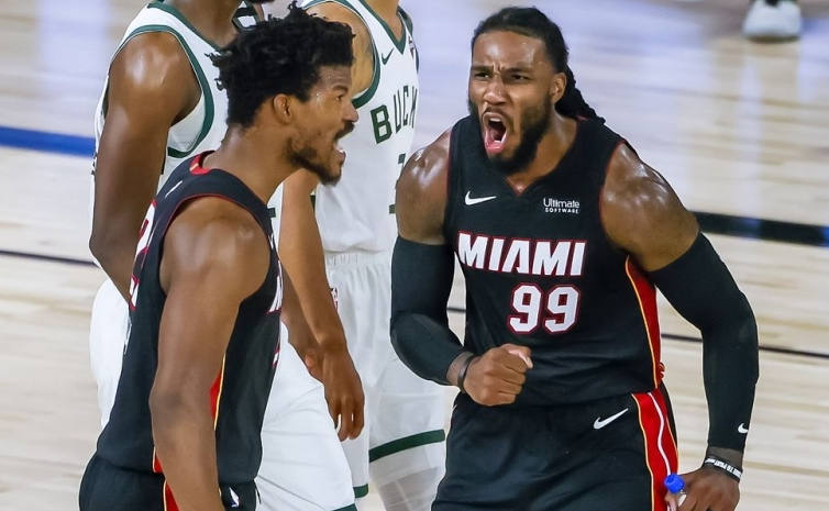 Miami Heat gana la serie a Milwaukee Bucks y pasa a la final del Este de la NBA