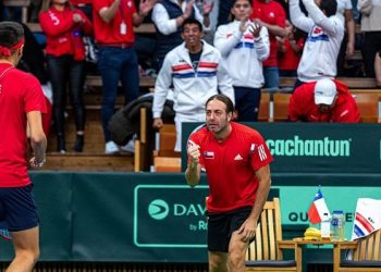 Se confirman las fechas de la serie entre Chile y Eslovaquia por la Copa Davis