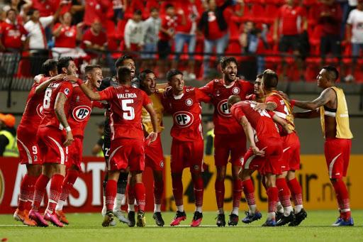 Unión La Calera se clasifica a la Copa Libertadores 2021