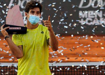 Cristian Garin conquista el ATP de Santiago