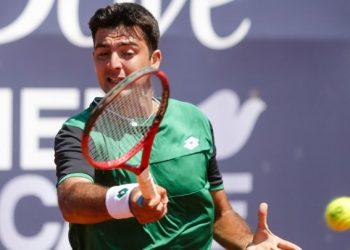 Tomás Barrios no pudo ante Sebastián Baéz y perdió la final del Challenger de Santiago