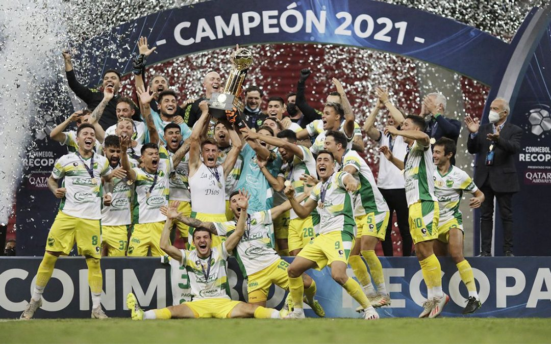 Defensa y Justicia se proclama campeón de la Recopa Sudamericana en tanda de penales