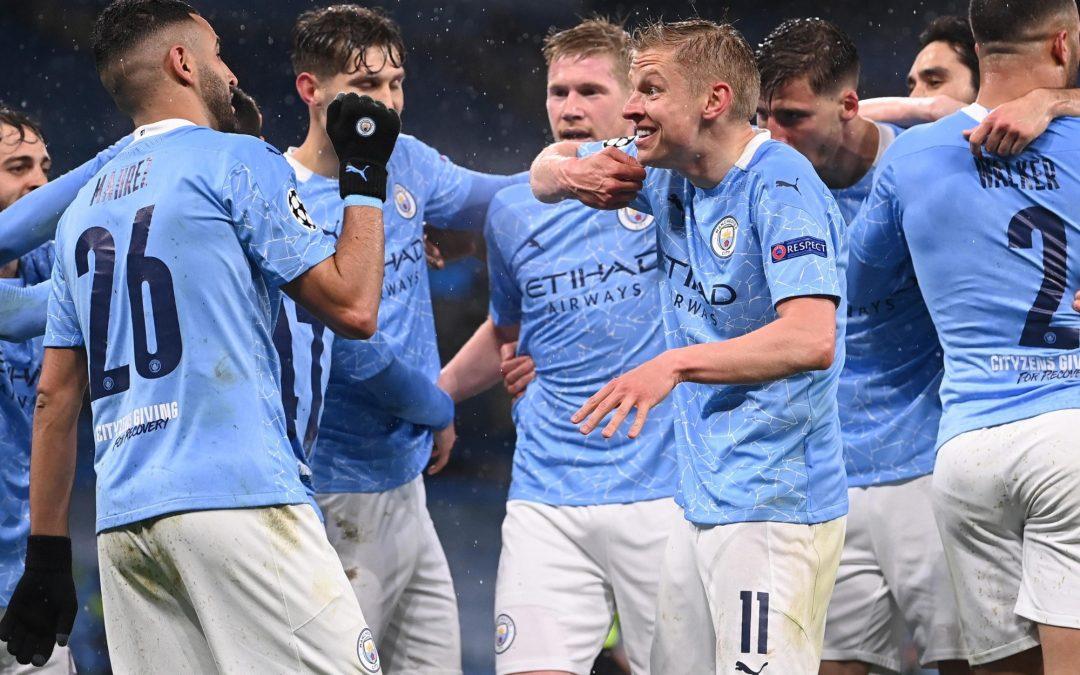 Manchester City se tituló campeón de la Premier League