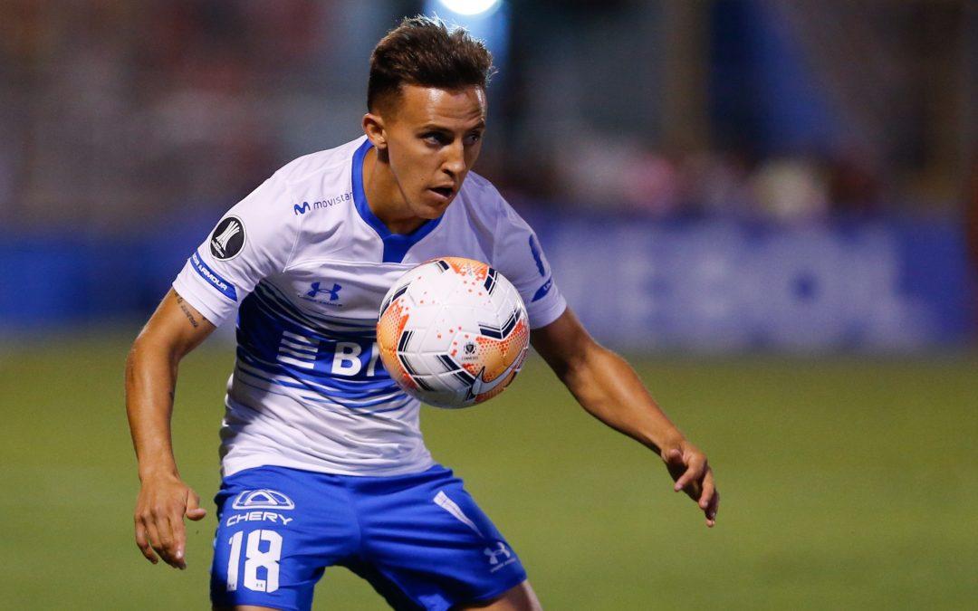 Universidad Católica no podrá contar con Diego Buonanotte para enfrentar a Argentinos