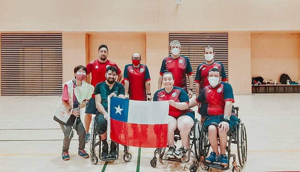 Team ParaChile ya tiene 18 deportistas en Tokio