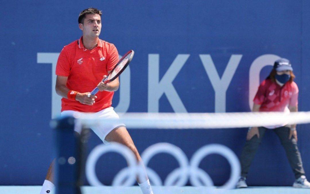 Tomás Barrios alcanza su mejor posición en el ranking en la ATP