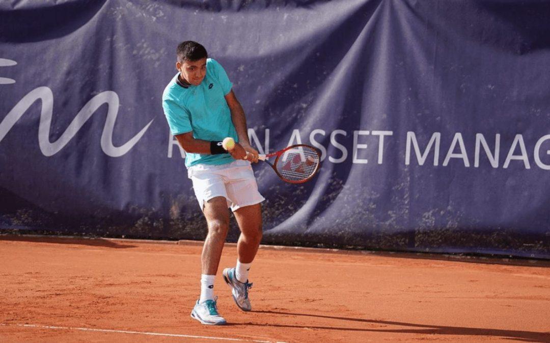 Tomás Barrios consigue su mejor posición en el ranking ATP